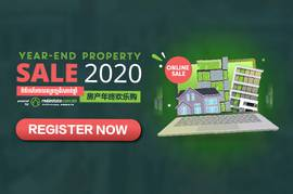 1 DAY LEFT Online Year-End Property Sale 2020!