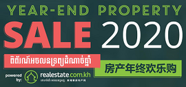 Year-End Property Sale 2020 postponed to help curb COVID-19