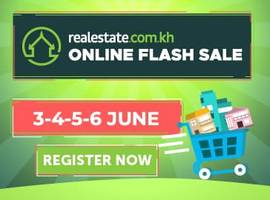 How to join and get discounts during Online Flash Sale?