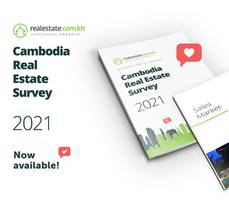 Realestate.com.kh releases Real Estate Survey 2021 for agents, developers, and property seekers in Cambodia