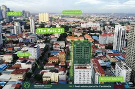 PARC 21 Residence teases topping out discount starting September 23