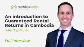 Introduction to Guaranteed Rental Returns in Cambodia