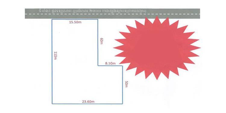 land Residential for sale in Ruessei Kaev ID 6700 1