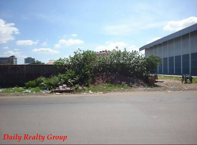 land Residential for sale in Chroy Changvar ID 14459 1