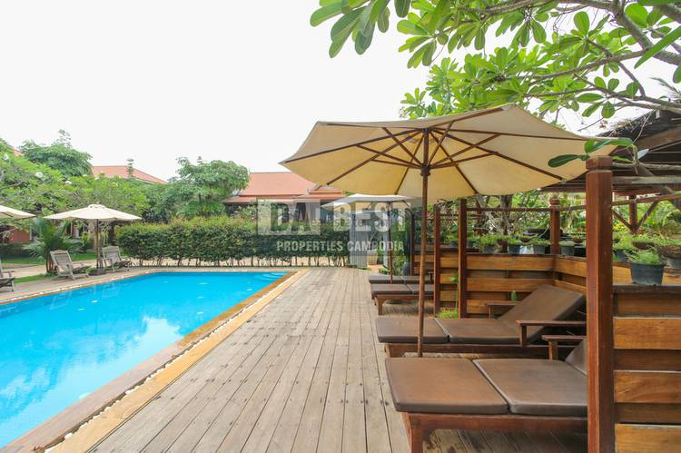 residential Apartment for rent in Svay Dankum ID 100131 1