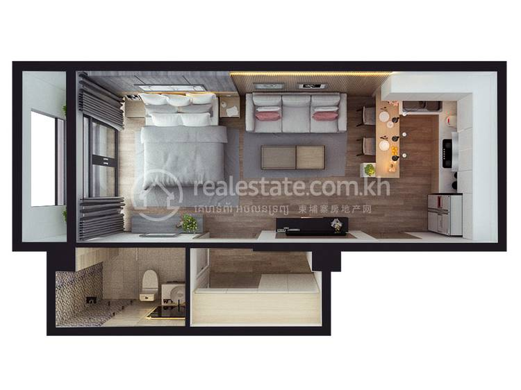 residential Apartment for sale in Veal Vong ID 102266 1