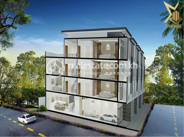 residential Shophouse for sale in Poipet ID 103153 1