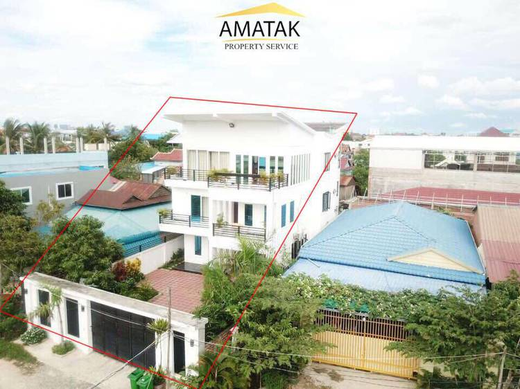 residential House for sale in Dangkao ID 102665 1