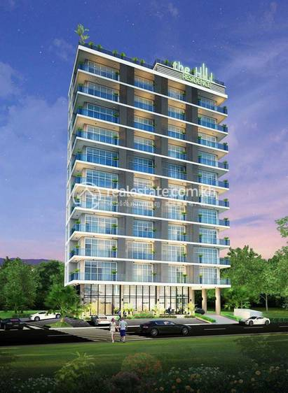 residential Apartment for rent in Sihanoukville ID 105307 1