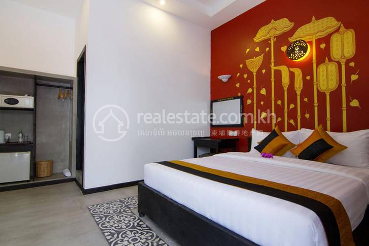 residential Apartment for rent in Siem Reab ID 102318 1