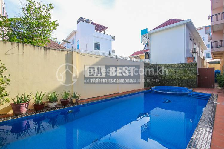 residential Apartment for rent in Svay Dankum ID 105575 1