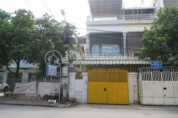 residential Flat for rent in Boeung Trabek ID 104822 1
