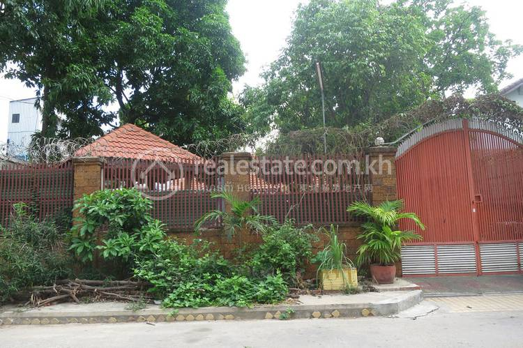 residential Villa for rent in Toul Tum Poung 1 ID 105615 1
