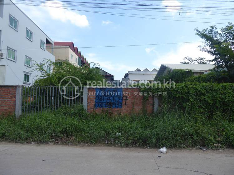 residential Land/Development for sale in Tuol Sangke ID 105620 1