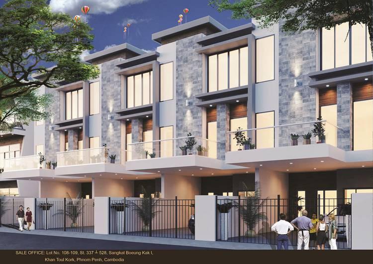 Pancier Residence