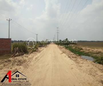 residential Land/Development for sale in Siem Reab ID 103513