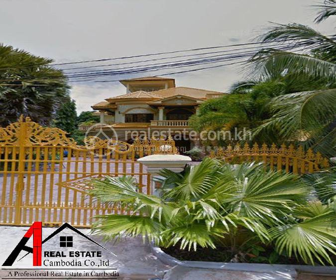 residential House for sale in Siem Reab ID 104773 1