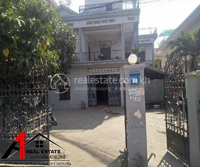 residential House for sale in Siem Reab ID 104816 1
