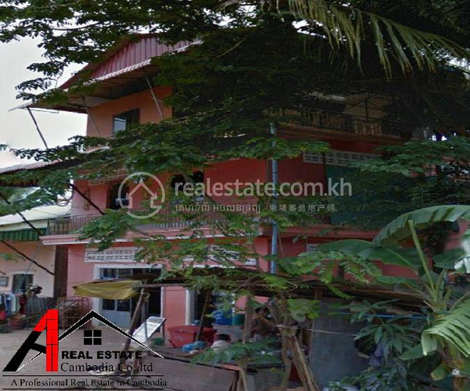 residential House for sale in Siem Reab ID 104837 1