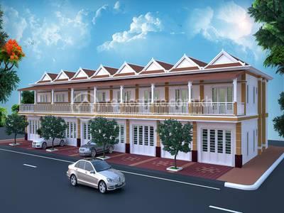 Borey Vimean Phnom Penh Ratanak Mungkul for sale in Preaek Anhchanh ID 104542