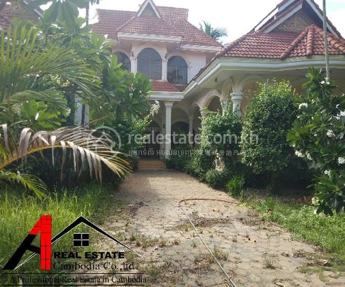 residential House for sale in Siem Reab ID 105484 1