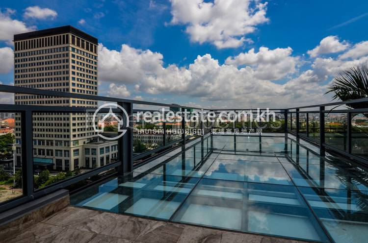residential Apartment for rent in Wat Phnom ID 105678 1