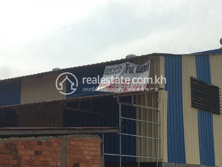 commercial Warehouse for rent in Sen Sok ID 109209 1