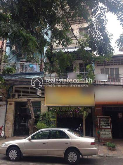 residential House for rent in Daun Penh ID 109214 1