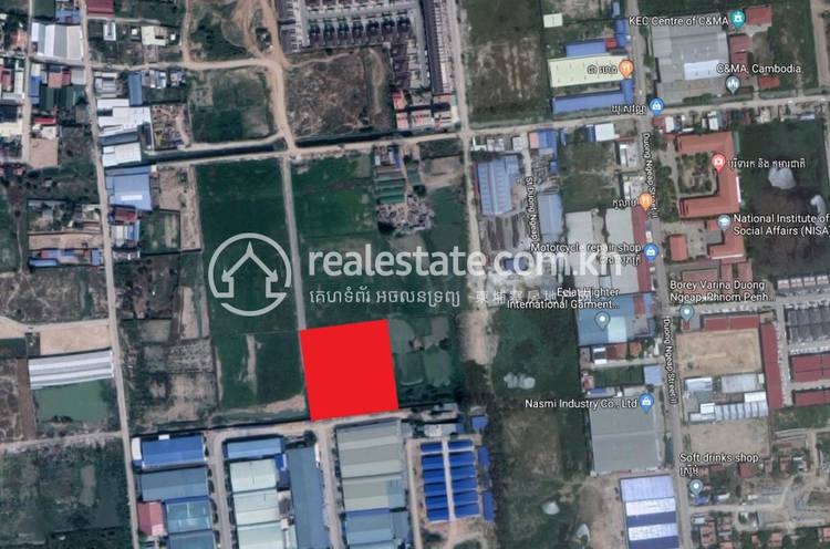 residential Land/Development for sale in Phnom Penh ID 109373 1