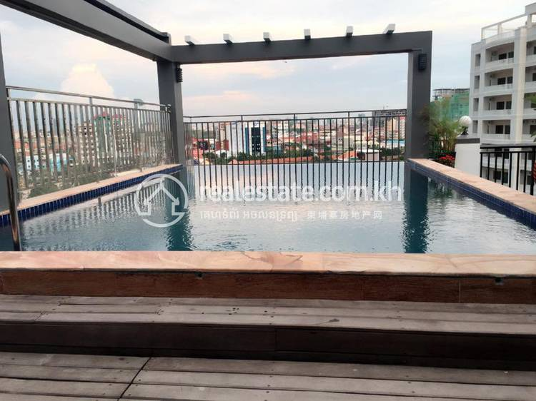 residential Apartment for rent in Toul Kork ID 109408 1