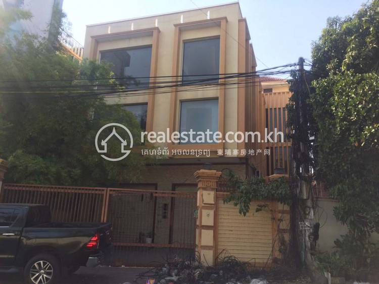 residential Shophouse for rent in Phnom Penh ID 109488 1