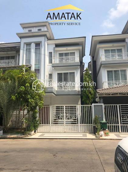 residential Terrace for sale in Phnom Penh Thmey ID 109565 1
