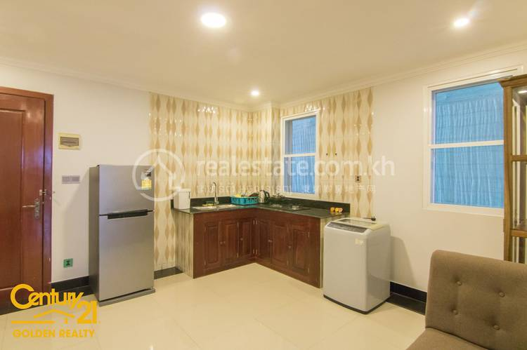 residential ServicedApartment for rent in Tonle Bassac ID 110175 1