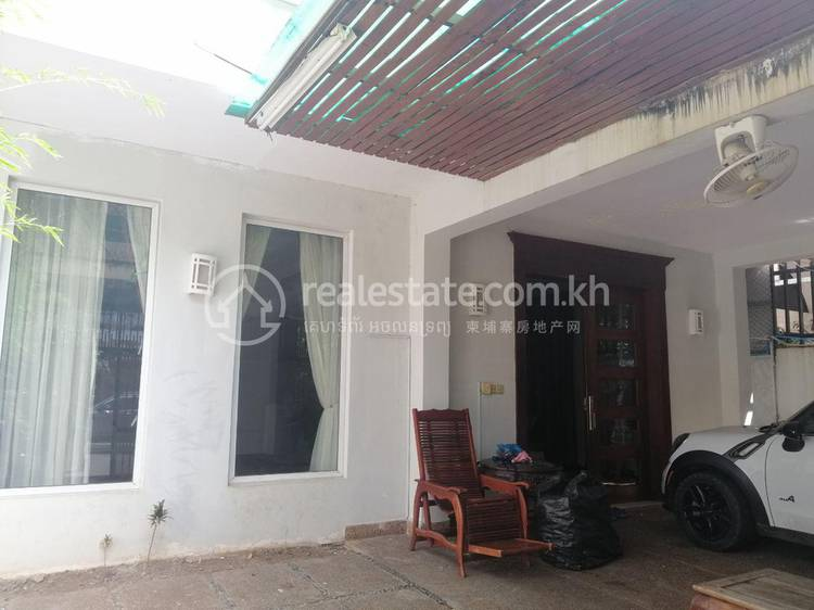 residential House for rent in Boeung Raing ID 108244 1