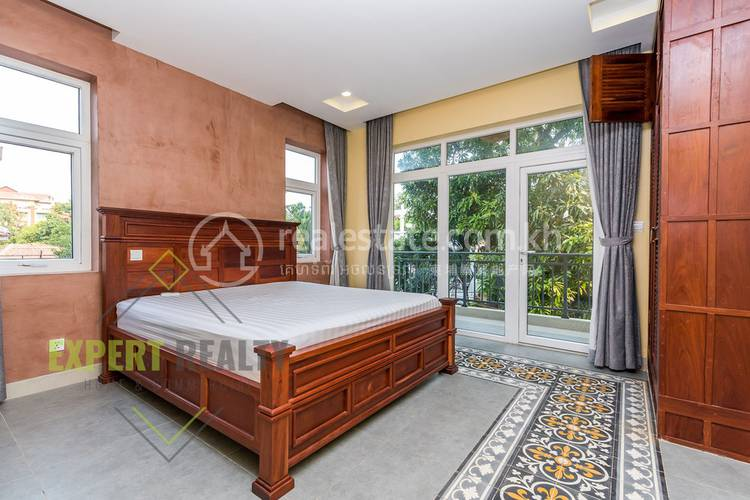 residential Apartment for rent in Tonle Bassac ID 108095 1