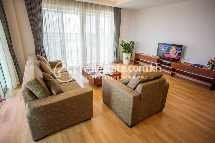 residential ServicedApartment for rent in Chroy Changvar ID 109718 1