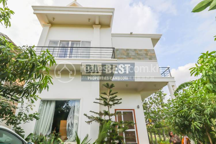 residential House for rent in Svay Dankum ID 110431 1