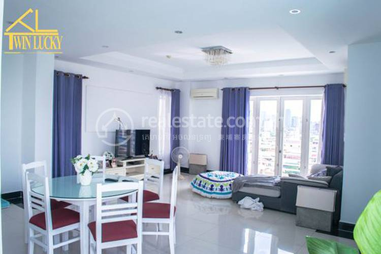 residential ServicedApartment for rent in Toul Tum Poung 2 ID 107471 1
