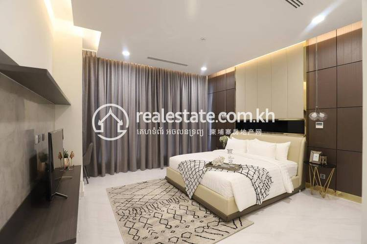 residential ServicedApartment for rent in BKK 2 ID 106211 1