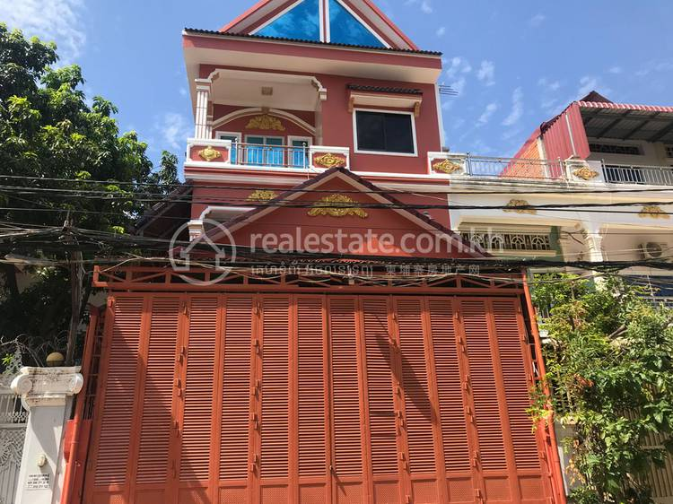 residential House for rent in Toul Tum Poung 1 ID 106150 1