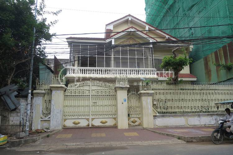 residential Villa for rent in Boeng Reang ID 107505 1