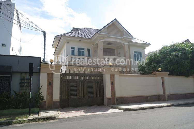residential Villa for rent in Boeung Kak 1 ID 109591 1