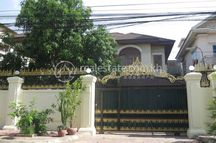 residential Villa for rent in Boeung Kak 1 ID 110405 1