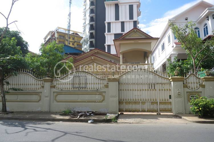 residential Villa for rent in Boeung Kak 1 ID 110395 1