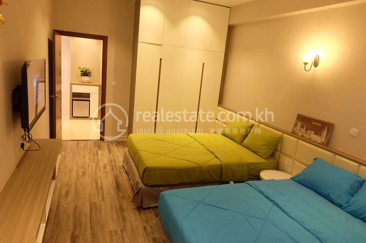 residential Apartment for rent in Tonle Bassac ID 107433 1