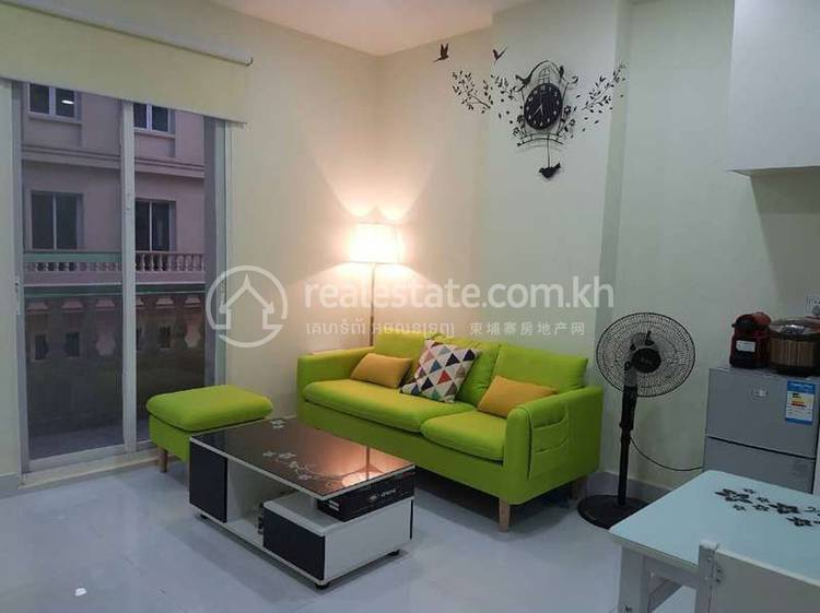residential Apartment for rent in Tonle Bassac ID 108823 1