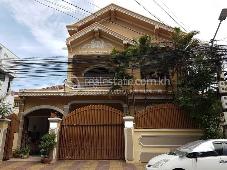 residential Villa for sale in Boeung Kak 2 ID 106732 1