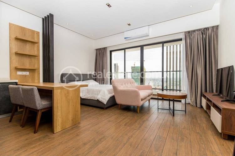 residential ServicedApartment for rent in Tonle Bassac ID 110367 1