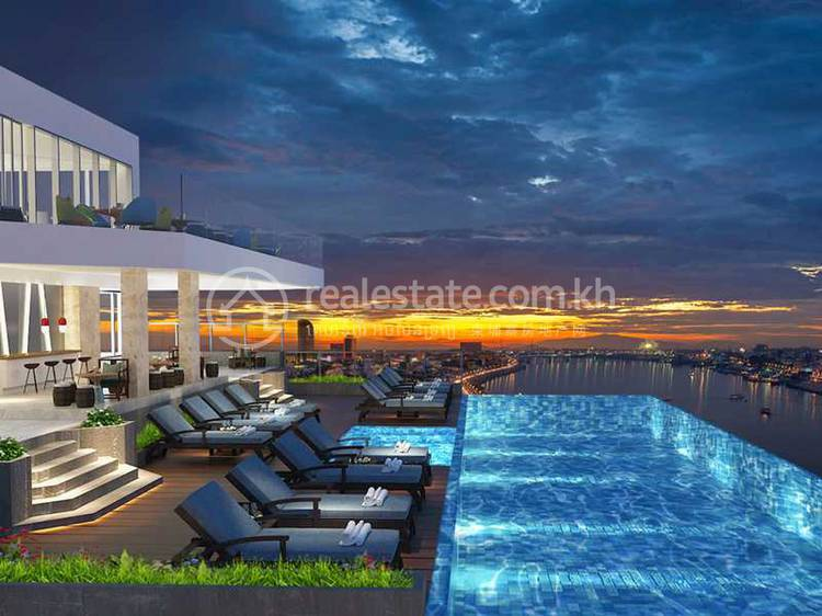 residential Condo for sale in Tonle Bassac ID 110174 1
