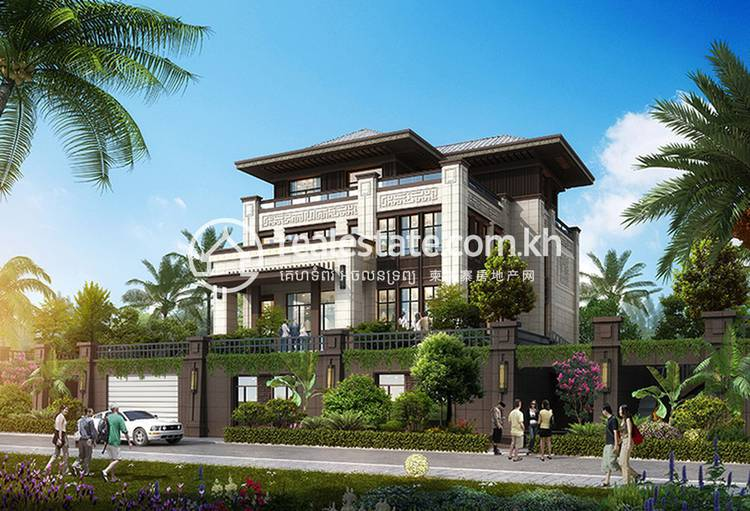 residential Villa for sale in Sangkat Bei ID 107422 1
